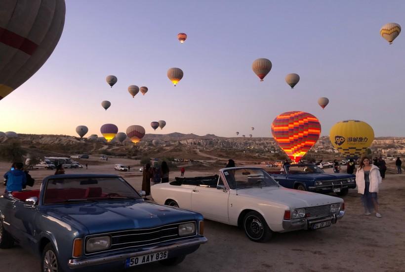 Kapadokya Turları